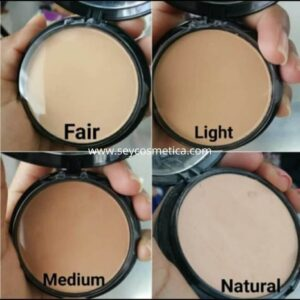 Tonos de Maquillaje compacto Seytu