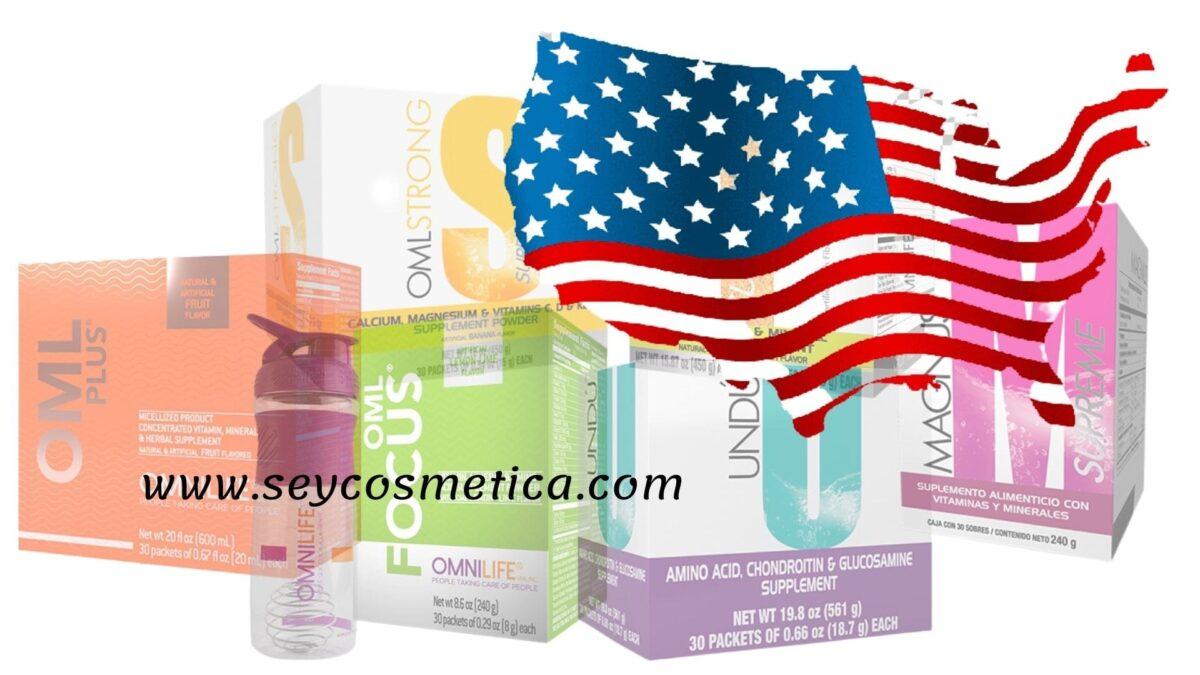 Productos Omnilife USA