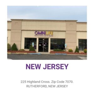 Omnilife New Jersey