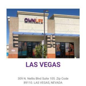 Omnilife Las Vegas