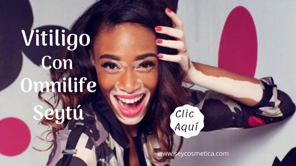 Productos omnilife para el vitiligo