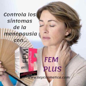 fem omnilife menopausia
