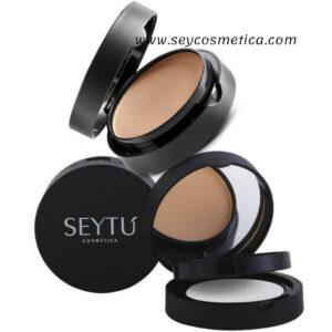 maquillaje compacto seytu